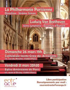 Affiche orchestre mars 17