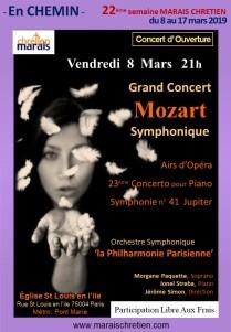Concert orchestre 8 mars