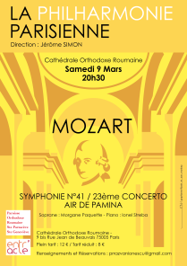Concert orchestre 9 mars